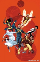 ALL-NEW X-MEN #3 (Pasqual Ferry Variant)