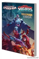 AMAZING SPIDER-MAN/INHUMANS/ALL-NEW CAPTAIN AMERICA: INHUMAN ERROR TPB
