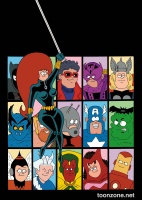 ALL-NEW, ALL-DIFFERENT AVENGERS #3 (Fred Hembeck Variant)