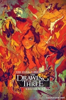DARK TOWER: THE DRAWING OF THE THREE - LADY OF SHADOWS #4 (of 5)