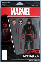 DAREDEVIL #1 (Action Figure Variant)