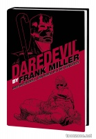 DAREDEVIL BY FRANK MILLER OMNIBUS COMPANION HC (NEW PRINTING)