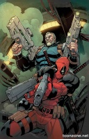 DEADPOOL & CABLE: SPLIT SECOND #1 (of 3)