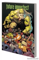 FUTURE IMPERFECT: WARZONES! TPB