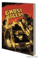 GHOST RACERS TPB