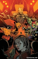 GUARDIANS OF THE GALAXY #3 (Mahmud Asrar Variant)