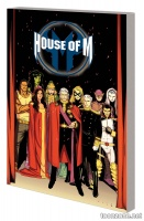 HOUSE OF M: WARZONES! TPB