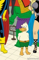HOWARD THE DUCK #2 (Fred Hembeck Variant)