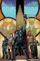 GUIDEBOOK TO THE MARVEL CINEMATIC UNIVERSE — MARVEL'S THOR