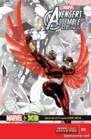 MARVEL UNIVERSE AVENGERS ASSEMBLE SEASON TWO #14