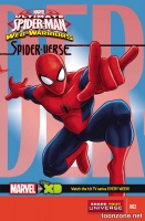 MARVEL UNIVERSE ULTIMATE SPIDER-MAN SPIDER-VERSE #2 (OF 4)