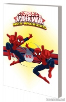 MARVEL UNIVERSE ULTIMATE SPIDER-MAN: WEB WARRIORS VOL. 3 DIGEST