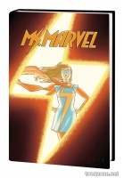 MS. MARVEL VOL. 2 HC