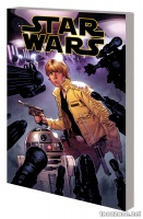 STAR WARS VOL. 2: SHOWDOWN ON THE SMUGGLER'S MOON TPB