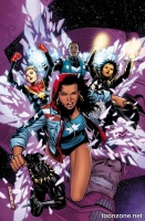 THE ULTIMATES #2 (Jim Cheung Variant)