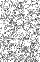 SUPERMAN #48 (Coloring Book Variant)