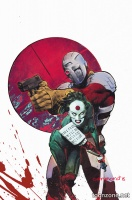 SUICIDE SQUAD MOST WANTED: DEADSHOT/KATANA #1