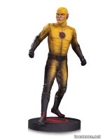 THE FLASH (TV) REVERSE-FLASH STATUE