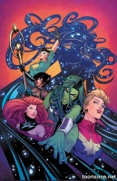 A-FORCE #2 (Joelle Jones Variant)
