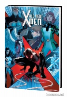 ALL-NEW X-MEN VOL. 4 HC