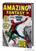 THE AMAZING SPIDER-MAN OMNIBUS VOL. 1 HC (NEW PRINTING)