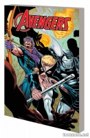 AVENGERS: THE DEATH OF MOCKINGBIRD TPB