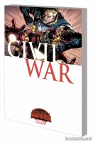 CIVIL WAR: WARZONES! TPB