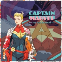 CAPTAIN MARVEL #1 (Hip-Hop Variant)