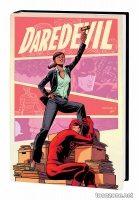 DAREDEVIL BY MARK WAID & CHRIS SAMNEE VOL. 5 HC