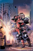 DEADPOOL & CABLE: SPLIT SECOND #2 (OF 3)