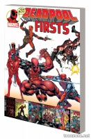 DEADPOOL FIRSTS TPB