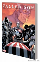 FALLEN SON: THE DEATH OF CAPTAIN AMERICA TPB (NEW PRINTING)