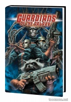 GUARDIANS OF THE GALAXY BY ABNETT & LANNING OMNIBUS HC