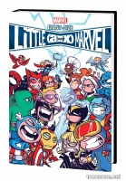 GIANT-SIZE LITTLE MARVEL: AVX HC