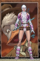 HOWARD THE DUCK #3 (Gwenpool Variant)