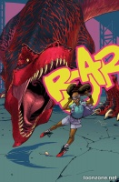 MOON GIRL AND DEVIL DINOSAUR #3