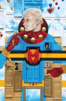 MIRACLEMAN BY GAIMAN & BUCKINGHAM #6 (Variant Cover)