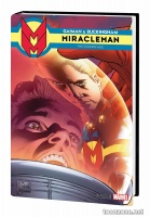 MIRACLEMAN BY GAIMAN & BUCKINGHAM BOOK 1: THE GOLDEN AGE PREMIERE HC QUESADA VARIANT COVER (DM ONLY)