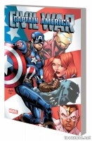 MARVEL UNIVERSE CAPTAIN AMERICA: CIVIL WAR DIGEST
