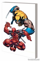MARVEL UNIVERSE DEADPOOL & WOLVERINE DIGEST