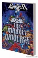 PUNISHER VS. THE MARVEL UNIVERSE TPB