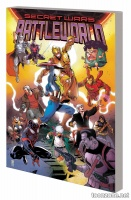 SECRET WARS JOURNAL/BATTLEWORLD TPB