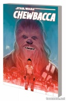 STAR WARS: CHEWBACCA TPB