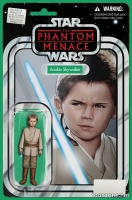 OBI-WAN AND ANAKIN #1 (of 5) (Action Figure Variant)