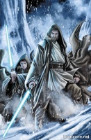 OBI-WAN AND ANAKIN #1 (of 5)