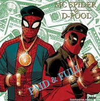 SPIDER-MAN/DEADPOOL #1 (Hip-Hop Variant)