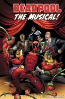 TRUE BELIEVERS: DEADPOOL THE MUSICAL #1