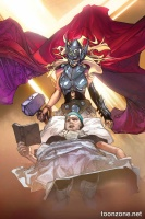 THE MIGHTY THOR #3 (Simone Bianchi Variant)