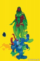 THE VISION #3 (Christian Ward Variant)