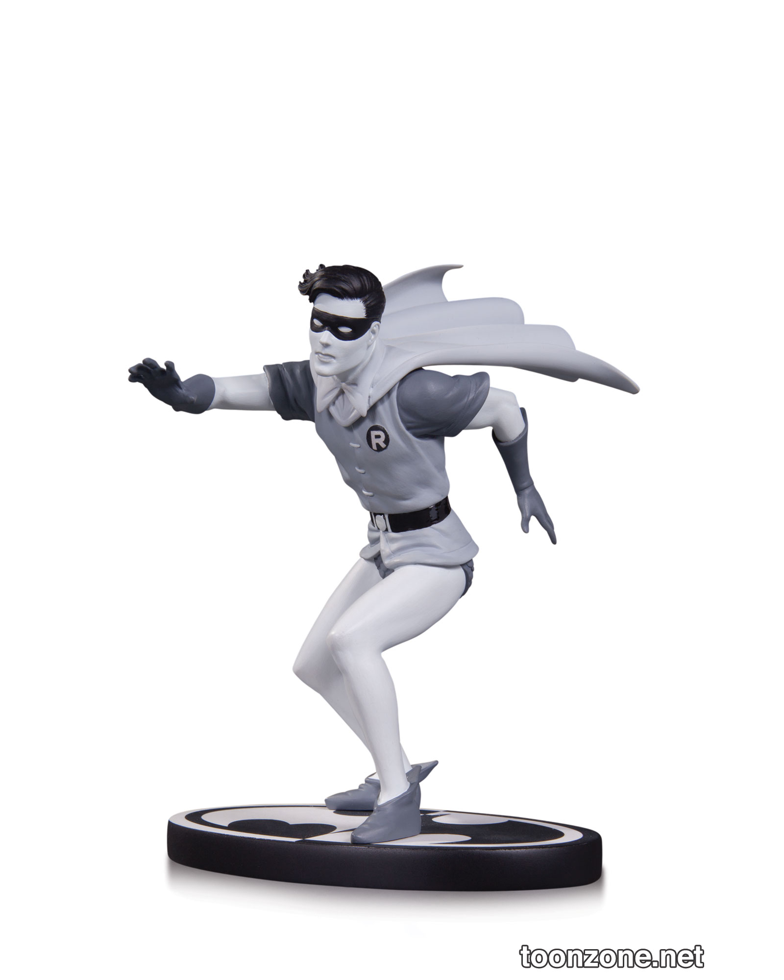 BATMAN BLACK & WHITE ROBIN BY CARMINE INFANTINO STATUE